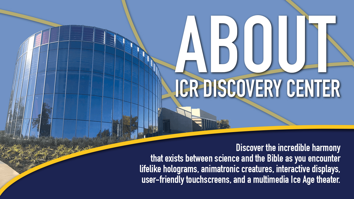 A picture of the ICR Discovery Center